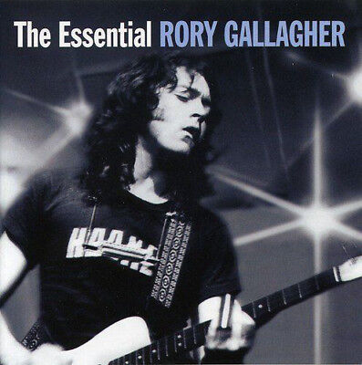 Rory Gallagher - The Essential [New & Sealed] CD