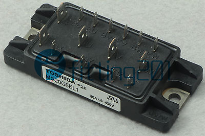 Used TOSHIBA MG20G6EL1 Encapsulation:MODULE,High Power Switching Applications