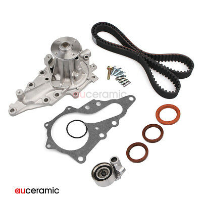 Timing Belt Kit Water Pump for 98-05 Lexus GS300 01-05 IS300 3.0L I6 DOHC 2JZGE