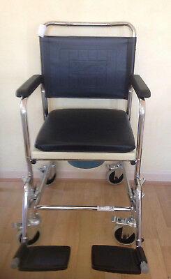 High Quality Commode Wheeled Chair