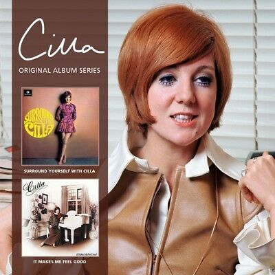 Cilla Black - Surround Yourself With Cilla / It Makes Me Feel Good [New CD] Expa