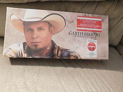 Garth Brooks - The Ultimate Collection Exclusive 10 Discs Box Set - Brand New