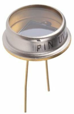 OSI Optoelectronics uv-035eq UV SI Photodiode, Trou traversant to-8