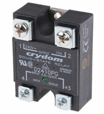 Sensata / Crydom 10 A Solid State Relay, Zero Cross, Panel Mount SCR, 280 V rms