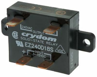 Sensata / Crydom 18 A rms Solid State Relay, Zero Cross, Panel Mount SCR, 280 V