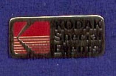 Old Ibec Made In Taiwan Kodak Camera Film Special Events Red K Logo Lapel Pin z3