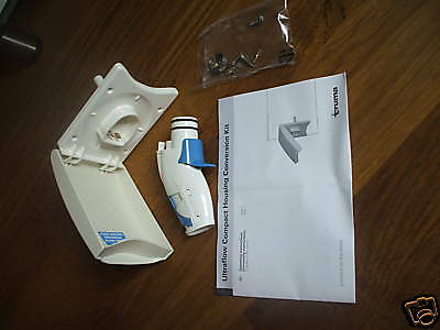 Caravan Truma Ultraflow Compact Housing Conversion Kit In White 46030-03