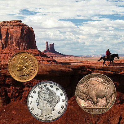 Coins of the American West