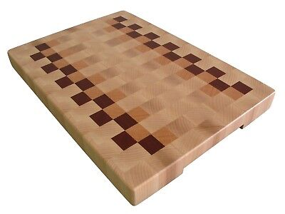 Cutting Board, Cheese Board, with Feet, Butcher Block, Chopping Block, Kitchen
