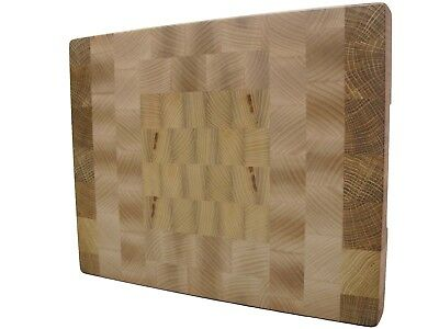 Butcher Block, Wood, Handmade, Cutting Board, Cheese Board, with Feet, End Grain