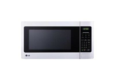 LG LCS1112SW 1.1 cu.ft. Smooth White Countertop Microwave