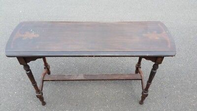Antique HP Robertson & Co. Table