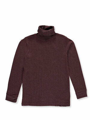 "French Toast Big Boys' ""Basic"" Turtleneck (Sizes 8 - 20)"