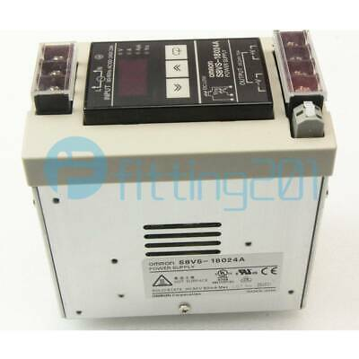Omron Switching Power Supply S8VS-18024A 100-240VAC NEW