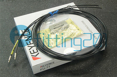 1PCS NEW Keyence FU-77 Fiber Optic Sensor