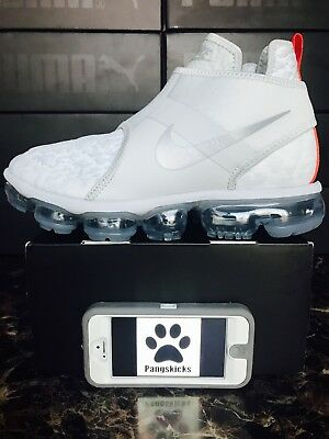 classic fit 4bfd7 d74f7 NIKE AIR VAPORMAX Chukka Slip 'Pure Platinum' AO9326-001 Size 8 ...