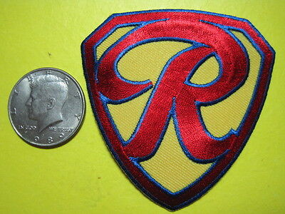 """Beer Patch Rainier Beer Patch Small """"r"""" Size Look And Buy Now*"""