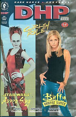Dark Horse Presents Annual 2000 Star Wars Aurra Sing Buffy Xena Ghost - DHP NM/M