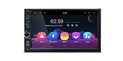 XTRONS TR771L - Android 8.1 Octa-Core Universal Car Stereo