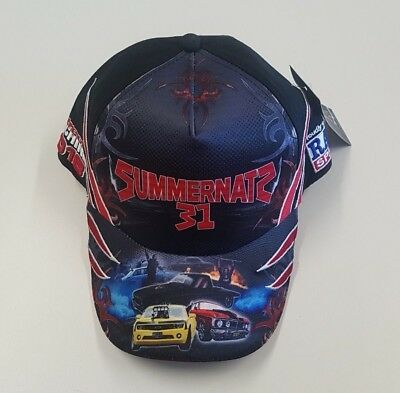 Summernats 31 Event Cap