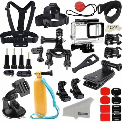 Action Camera Accessories Kit Outdoor Sport  Shooting Kit For GoPro Hero 5/4