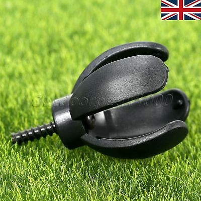 Fast Shipping Golf Ball Pick Up Retriever 4-Prong Putter Pitch Grip Grabber Claw