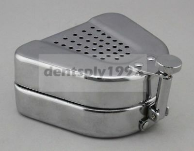 2PCS HOT Dental Lab Impression Duplicating Lang Denture Duplicator Flask UK 037