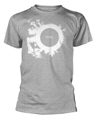 Bauhaus 'The Sky's Gone Out' (Grey) T-Shirt - NEW & OFFICIAL!