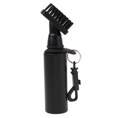 Self-Contained Water Brush Club Cleaner Ball Brush Equipment with Snap Clip