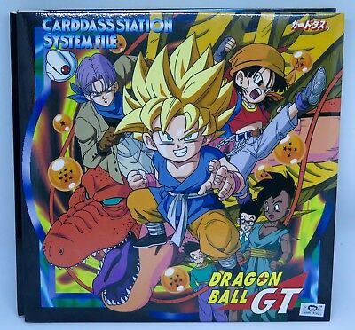 Dragon Ball GT Power Level LE GRAND COMBAT Part 8 Full Set 44/44 EXCLUSIVE