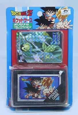 Dragon Ball Z POCKET CASE + PP CARDS by Toei Animation EHTF
