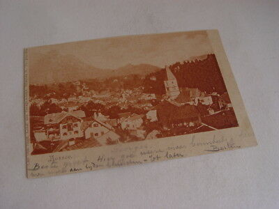 TOP8864 - Undivided Back Postcard - Bad Aussee 1900