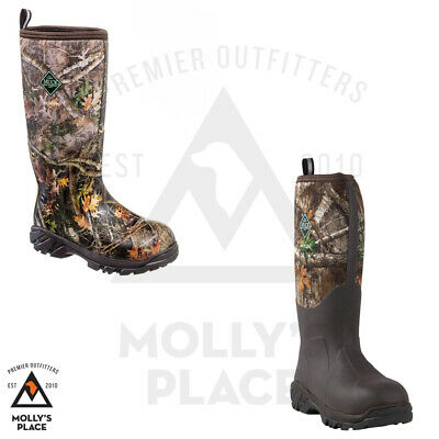 Muck Boot ACP, Men's Arctic Pro Waterproof Boots True Timber Or Realtree Edge
