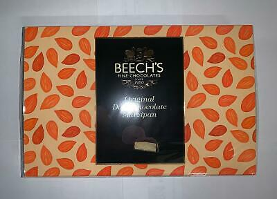Beech's Original Dark Chocolate Marzipan 2 x 150g Boxes