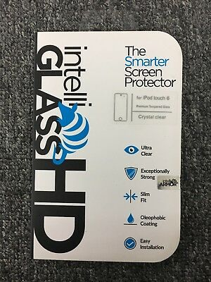 intelliGLASS - Apple iPod Touch 5/6, The Smarter Screen Protector by intelliARMO