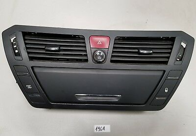 2010 Citroen C4 Picasso Front Centre Dash Air Vent Hazard Switch 9683265580