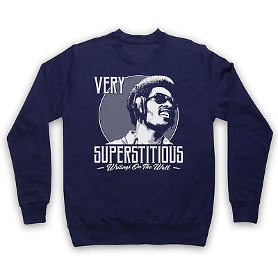 Stevie Wonder Superstitious Writings On The Wall Soul Adults & Kids Sweatshirt