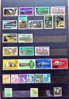 NIGERIA – Small collection – MNH - Quality and best prices!