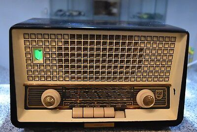Philips Philetta de luxe BD274U German Tube Radio 德国电子管收音机 Made in Germany