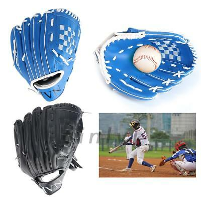 Child/Adults Professional Baseball Glove Softball Mitts Left Hand Training Game