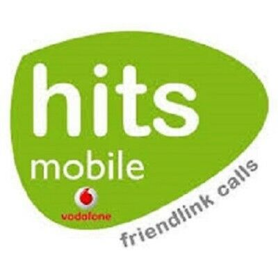 Spanish Hits Mobile Sim Card With 5 Euros Credit