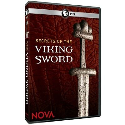 NOVA: Secrets of the Viking Sword (DVD, 2012)  Ulfberht sword  PBS   BRAND NEW