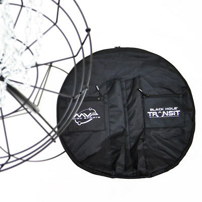 FREE SHIP!!! NEW MVP Black Hole Pro Transit Bag - Carry your basket with ease!