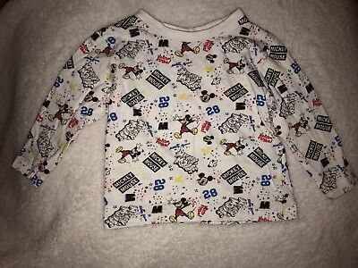 Disney Baby Micky Mouse Top 9-12 Months