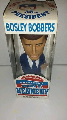 President John F Kennedy Bobble Head  Still in Box