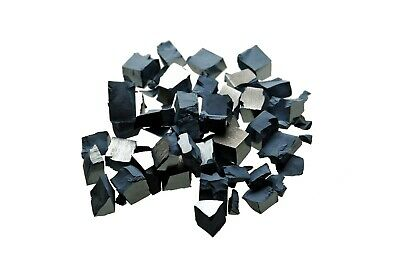 TIE DYE Titanium Metal 10mm Density Cube 99.95% Pure for Element Collection