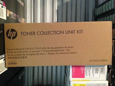 Brand New Genuine Factory Sealed Hp Ce390A Toner Collection Unit Kit