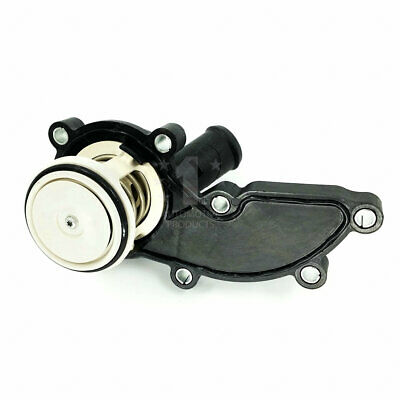 Engine Coolant Thermostat w// Housing /& Seal For Audi A4 A6 Quattro 3.2L V6 New