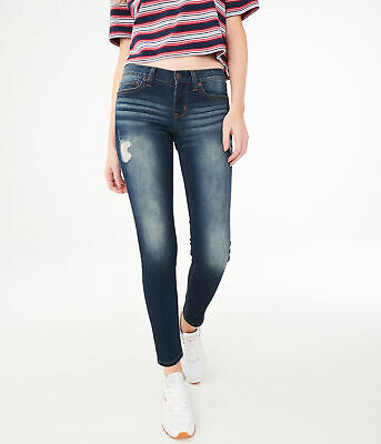 aeropostale womens seriously stretchy low-rise jegging
