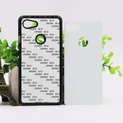 For Google Pixel 2 3 XL 5pcs 2D PC Sublimation Printing Blank Hard Cover Case